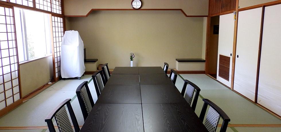 宴会場の写真